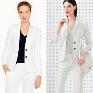 J Crew Thompson Bi-Stretch Blazer